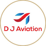 DJ Aviation Logo
