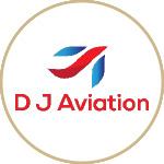 DJ Aviation Logo