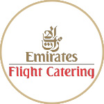 Emirates Flight Catering Logo
