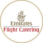 Emirates Flight Catering Logo